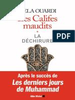 EBOOK Ouardi Hela - Les Califes     maudits 01 - La dechirure