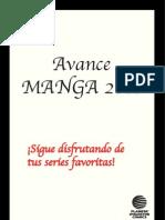 AVANCE MANGA 2011