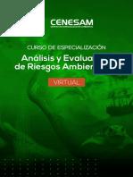 """CURSO """"ANÁLISIS Y EVALUACIÓN DE RIESGOS AMBIENTALES.pdf"""