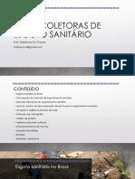 1 Projeto de Rede Coletora de Esgoto Sanitário