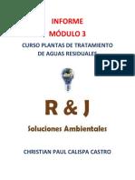 Informe Módulo 3 Christian Calispa