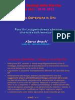 Bruschi A. (2012) - Parte 3 – Un approfondimento sulle prove dinamiche e statiche