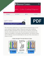 Ethernet Cable – Color Coding Diagram _ The Internet Centre