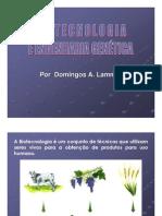 BIOTECNOLOGIA - engenharia genetica