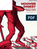 Hoover Digest, 2021, No. 1, Winter