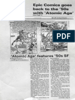 """""""Epic Comics Goes Back to the '50s with ATOMIC AGE"""""""