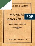 Manual del organista - Hugo Riemann.pdf