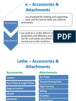 Attachments and Accessories