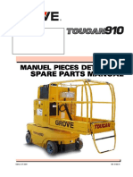 Grove Toucan 910 Despiece