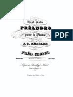 PreludesOp28 chopin piano
