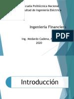 INTRODUCCIÓN - LA INGENIERIA Y LAS FINANZAS