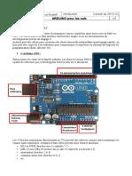 Arduino pour les nuls(v231112)