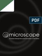 Microscope [UWV7001] ein fraktales Rollenspiel über epische Geschichten