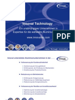 Company Presentation in German