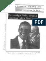 Martin Armstrong - Sovereign Debt Crisis Dancing With Death 2-9-2011