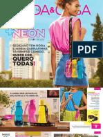 Folheto Avon Moda&Casa - 05/2021