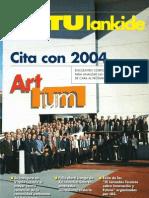 TUlankide. Noviembre 2003