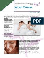 sexualidad en parejas infertiles