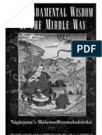 The Fundamental Wisdom of the Middle Way - Jay L. Garfield