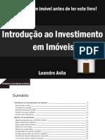 Introdução ao Investimento em Imóveis