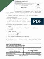 NBR 09019 - 1985 - Alaclor - Análise por Cromatografia em Fase Gasosa - Padronização Externa.pdf