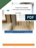 guide du protocole version finale 2