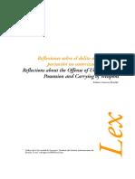 Dialnet-ReflexionesSobreElDelitoDeTenenciaYPortacionNoAuto-5278274.pdf