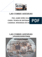 Solucion MSS - Combis Asesinas
