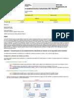 NTP 600 Reglamento de seguridad contra incendios en establecimientos industriales