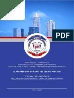 DERECHO DISCIPLINARIO PANAMA