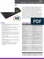 Product Sheet - CK550