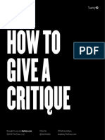 How to give a critique.pdf