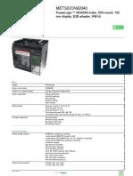 PowerLogic™ ION9000_METSEION92040