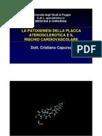 Fisiopatologia Aterosclerosi