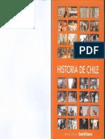 Manual Esencial Santillana, Historia de Chile