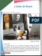 ALF 2 Leçon 10 une lettre de Rouen