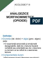 Analgezice morfinomimetice.ppt