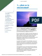 1.- ¿Qué es la electricidad_
