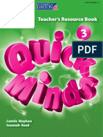 Quick Minds 3 Teachers Book