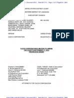 Motion of Cleco Memorandum
