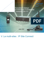 4 Training IP Site Connect Sect 5 Mars 2015