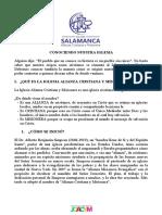 CONOCIENDO NUESTRA IGLESIA_IACYM SALAMANCA
