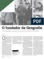 Prof. Orlando Ribeiro - Expreso/Actual