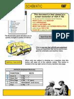 Excavadora 336D - Plano hidraulico