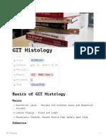 GIT_Histology