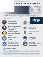 Joint Threat Assessment - 2021