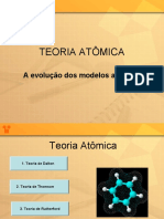modelos atomicos Prof. Fabio