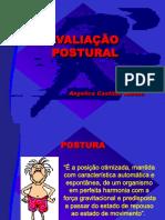 avaliação postural - teoria