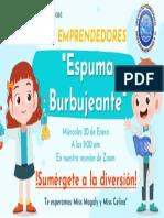 INVITACION EMPRENDEDOR