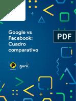 [Ebook] Google vs Facebook Cuadro comparativo